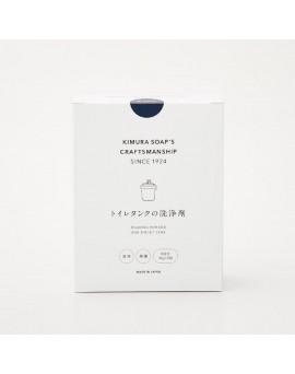 Kimura Soap 木村石鹼 廁所水箱清洗劑 (8個裝)