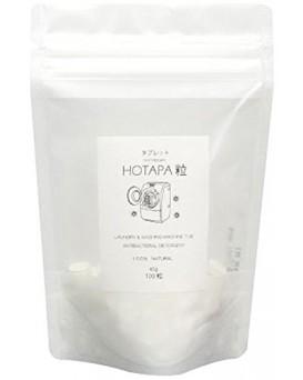 日本HOTAPA 天然貝殼粉 洗衣槽抗菌清潔粒100粒