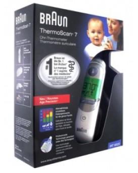 Braun ThermoScan 7 耳溫槍 IRT6520