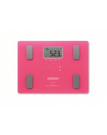 Omron HBF-212-PK 身體脂肪測量器(桃紅色)