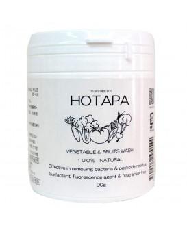日本HOTAPA 天然貝殼粉 蔬果清潔粉