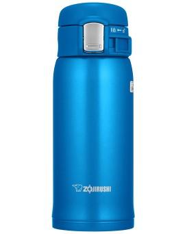 ZOJIRUSHI 象印 超輕量真空保溫瓶 SM-SD36-AM 藍色 (360ML)