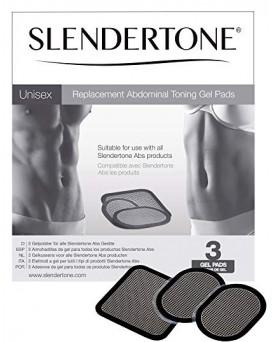 Slendertone 智能塑腰修腹腰帶替換貼