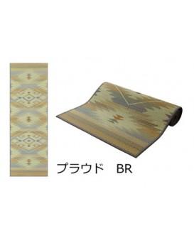日本 IKEHIKOC TATAMI YOGA 瑜伽墊 P7-1-BR