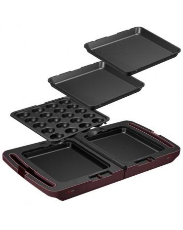 IRIS OHYAMA DPO-133C 雙面摺疊電烤盤
