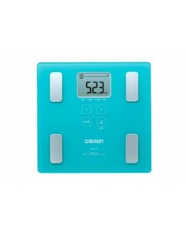 Omron HBF-214-B 身體體重 身體成分 身體掃描 脂肪分析儀(藍色)