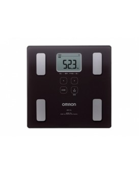 Omron HBF-214-BW 身體體重 身體成分 身體掃描 脂肪分析儀(棕色)