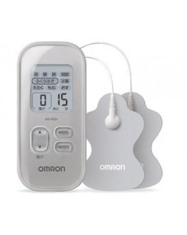 OMRON  HV-F021-SL 低頻治療儀 (銀灰色)