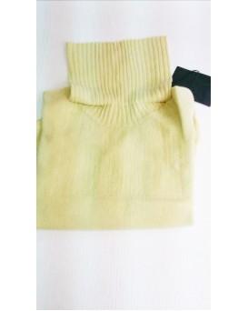 Prada 柔軟舒適高級純羊絨100% cashmere 女士毛衣 SD11PRA0003-SWE-F-01-GIALLOP