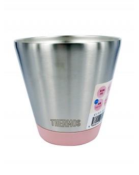 Thermos真空保溫杯 JDD-400P (400ML) (粉紅色)