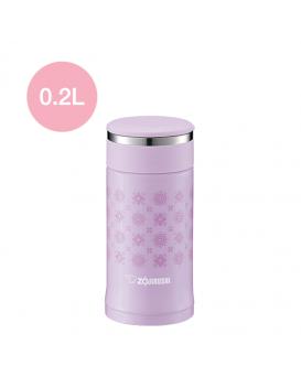 ZOJIRUSHI 象印 SM-ED20-VP 迷你保温杯 (20ml) 紫色